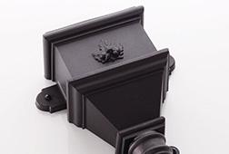 Cascade Cast Iron Style Brett Martin Rainwater Rainwater Systems Roofing Condell Ltd